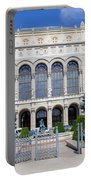 Vigado Concert Hall In Budapest Portable Battery Charger