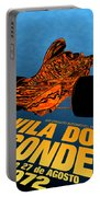 Vila Do Conde Portugal 1972 Grand Prix Portable Battery Charger