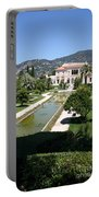Villa Ephrussi De Rothschild And Garden Portable Battery Charger