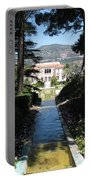 Villa Ephrussi De Rothschild Portable Battery Charger