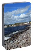 Village By The Sea - County Kerry - Ireland Portable Battery Charger