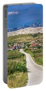 Village Gorica Island Of Pag Portable Battery Charger