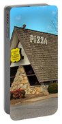 Village Inn Pizza Portable Battery Charger