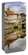 Village Reflection Portable Battery Charger