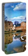 Village Reflections Portable Battery Charger