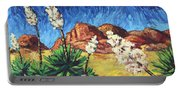 Vincent In Arizona Portable Battery Charger