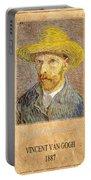 Vincent Van Gogh 1 Portable Battery Charger