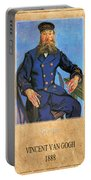 Vincent Van Gogh 7 Portable Battery Charger