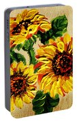 Vincent Van Gogh Would Cry  Portable Battery Charger