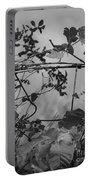 Vine On Fence Portable Battery Charger
