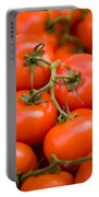 Vine Tomato Portable Battery Charger