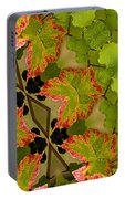 Vineyard Quilt Portable Battery Charger