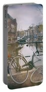Vintage Amsterdam Portable Battery Charger