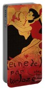 Vintage Art Poster Advertisement Entertainment Toulouse Lautrec 1892 Portable Battery Charger