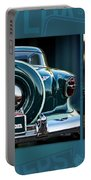 Vintage Automobiles Portable Battery Charger