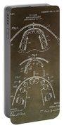 Vintage Braces Patent Portable Battery Charger