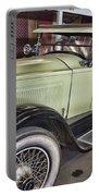 Vintage Bugatti  Portable Battery Charger