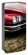 Vintage Car 2  Portable Battery Charger