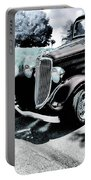 Vintage Ford Car Art 1 Portable Battery Charger