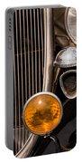 Vintage Car Details 6294 Portable Battery Charger