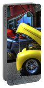 Vintage Cruise Cars 7 Portable Battery Charger