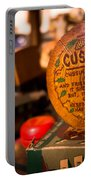 Vintage Cuss Box Portable Battery Charger