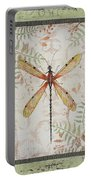 Vintage Dragonfly-jp2563 Portable Battery Charger