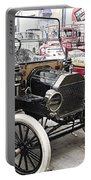 Vintage Ford Vehicle Portable Battery Charger by Douglas Barnard
