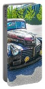 Vintage Gm Truck Frontal Hdr Portable Battery Charger