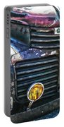 Vintage Gm Truck Hdr 2 Grill Art Portable Battery Charger