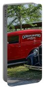 Vintage Hot Rods Portable Battery Charger