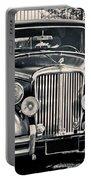 Vintage Jaguar 1950s Portable Battery Charger