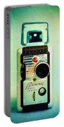 Vintage Kodak Brownie Movie Camera Portable Battery Charger