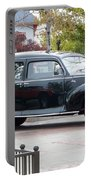 Vintage Lincoln Limo 1941 Portable Battery Charger