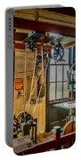 Vintage Michigan Machine Shop Portable Battery Charger