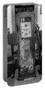 Vintage Old Gas Pump Portable Battery Charger