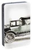 Vintage Parking Portable Battery Charger