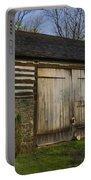 Vintage Pennsylvania Barn Portable Battery Charger
