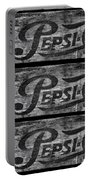 Vintage Pepsi Boxes Portable Battery Charger