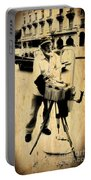 Vintage Photographer Tintype Portable Battery Charger