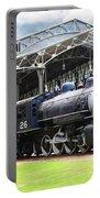Vintage Steam Locomotive 5d29281 V2 Portable Battery Charger