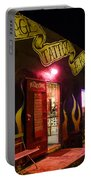Vintage Tattoo Parlour Portable Battery Charger