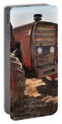 Vintage Tractor Portable Battery Charger