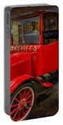 Vintage Van Portable Battery Charger