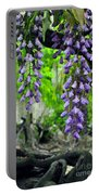 Vintage Wisteria 200 Portable Battery Charger