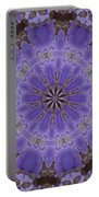 Violet Garden Portable Battery Charger