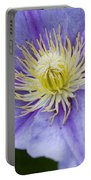 Violet Morning Portable Battery Charger