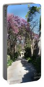 Violet Tree Alley Portable Battery Charger