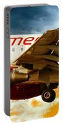 Virgin America A320 Portable Battery Charger