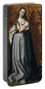 Virgin And Child Portable Battery Charger